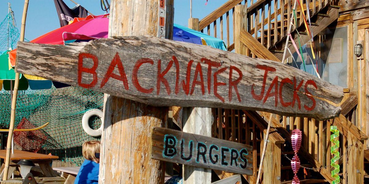 Backwater Jacks Tiki Bar