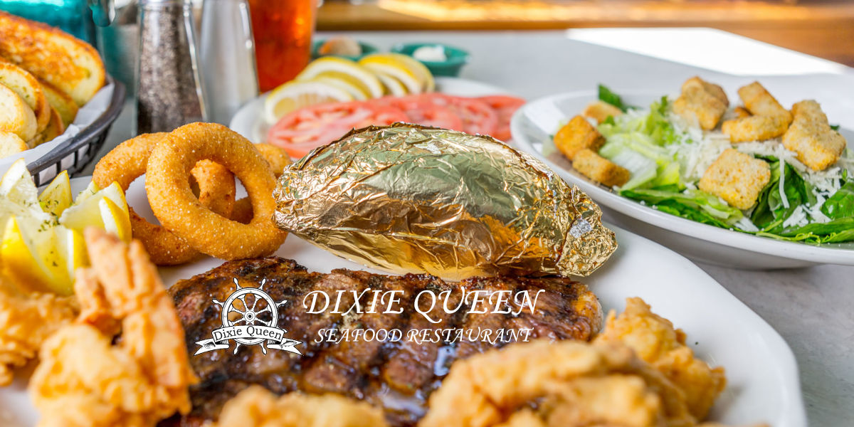 Dixie Queen Seafood