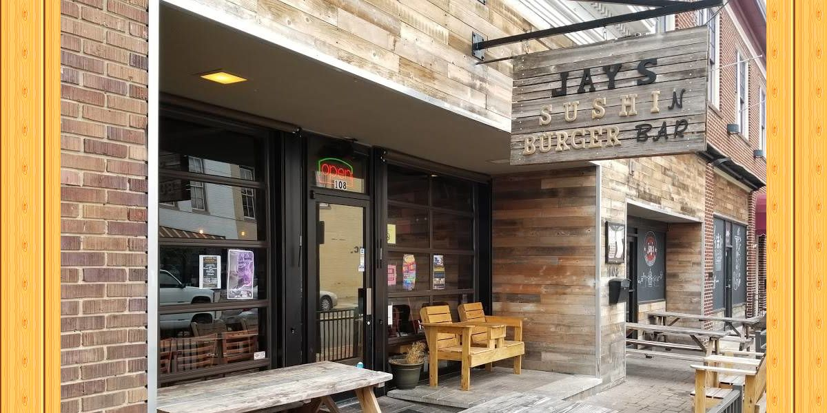 Jay's Sushi & Burger Bar